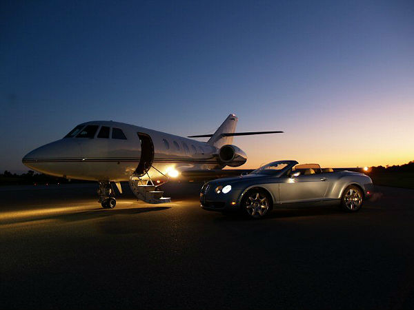 Top 10 Most Expensive Private Jets Drivespark