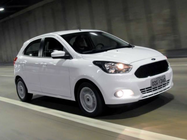 Ford Launches New Figo India Launch By 2015 Drivespark News