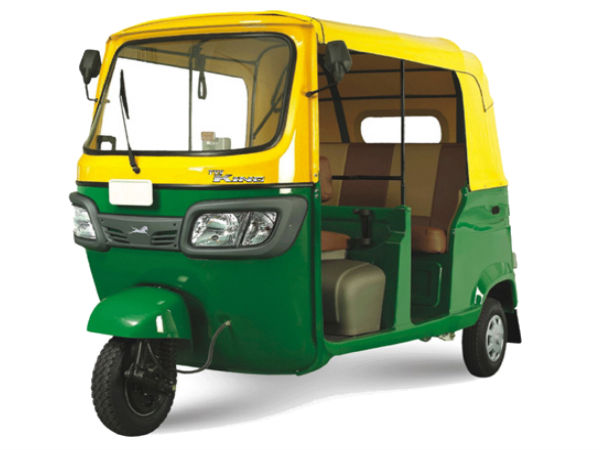 Auto Rickshaw Unions Demand Action Against Battery Powered