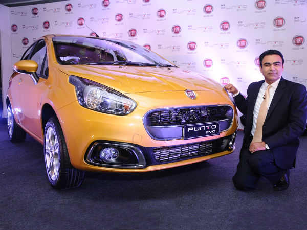 all new punto evo launched in bangalore