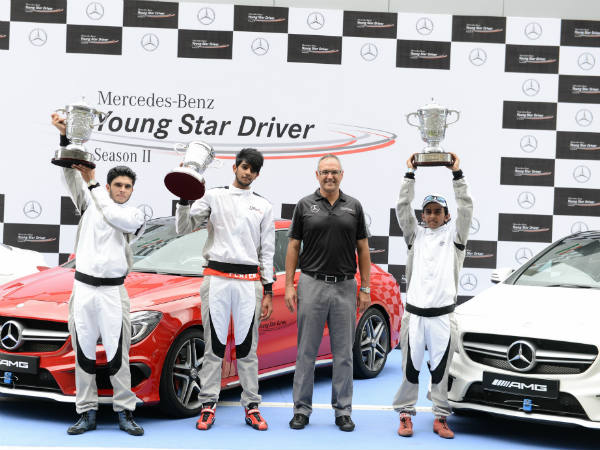 mercedes benz young star driver programme season 2