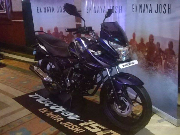 bajaj launches two new models of discover