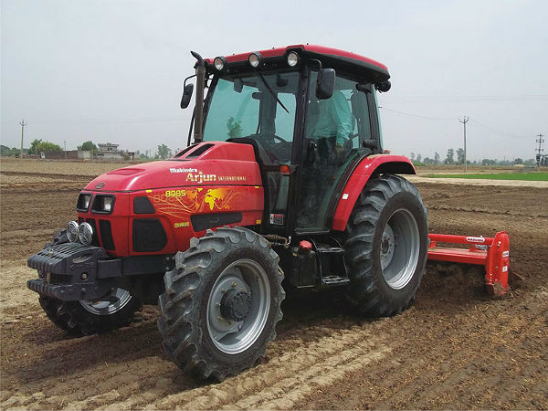 mahindra cuts growth forecast for tractor market