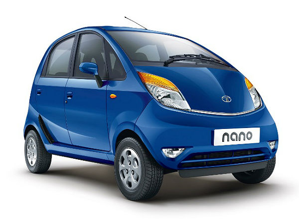 tata nano to be revamped