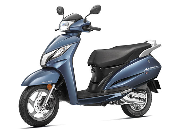 Honda Activa is the best selling two-wheeler