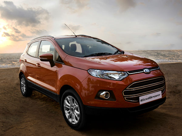 ford ecosport diesel engine