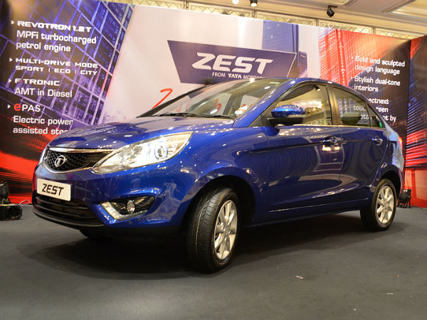 tata launch the new zest