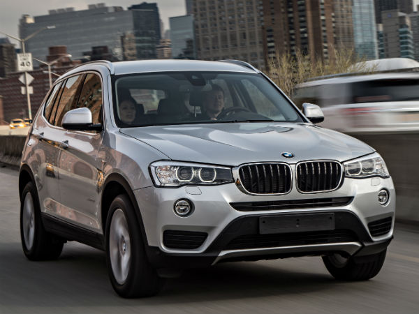 bmw india to launch x3