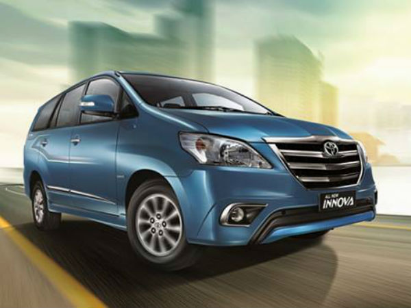Toyota To Unveil New Innova In 2015