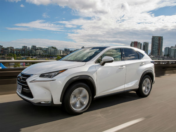 Lexus NX SUV Designed Out Of The Box