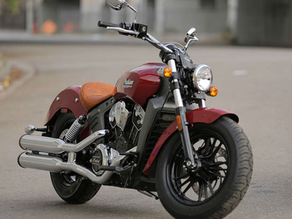 indian motorcycles scout