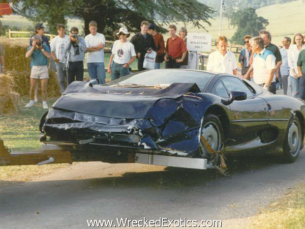 Top 10 Most Expensive Car Crashes Ever