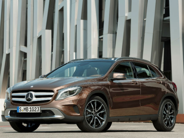 Mercedes benz gla launching soon in india drivespark news for Mercedes benz gla class india