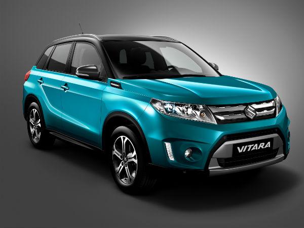 suzuki reveal their new compact suv vitara - drivespark