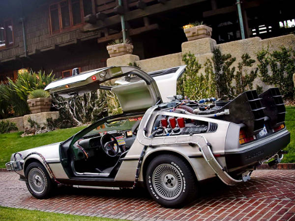 8. Back To The Future