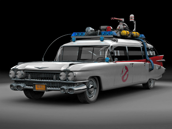9.Ghost Busters