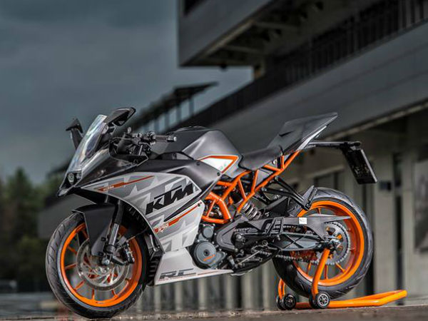 KTM RC 390 Capable Of Touching Speeds In Excess Of 179 Km/h