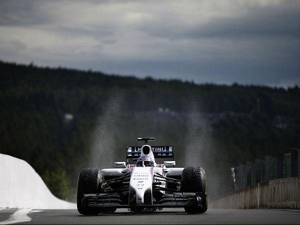 williams f1 announce their driver lineup