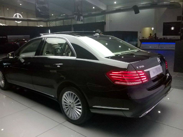 New Mercedes-Benz E 350 CDI Launched: Price, Specs, Features & More