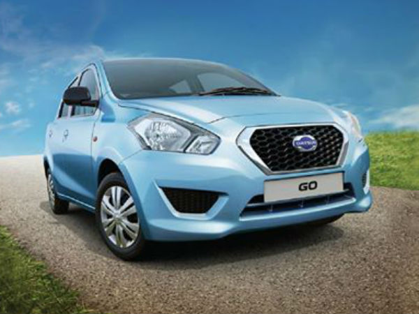 datsun go exciting offer for india