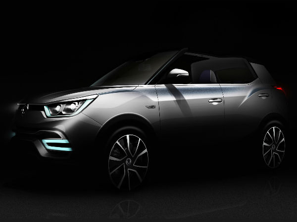 ssangyong concept in 2014 paris motor show