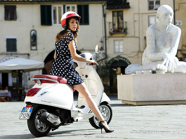 vespa elegante limited edition