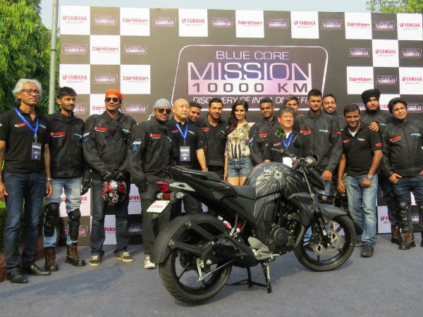 yamaha mission riders