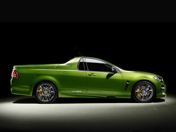 2015 HSV GTS Maloo Revealed: The Br-ute Is A Beast