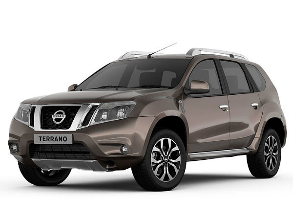 nissan offers dicount on terrano