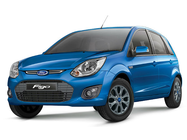 2014 ford figo refreshed