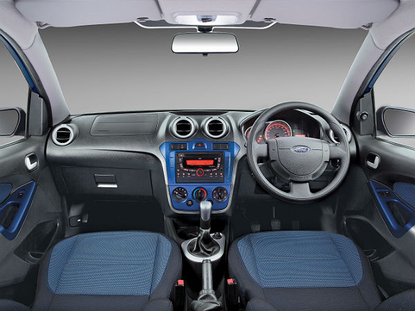 ford figo refreshed version