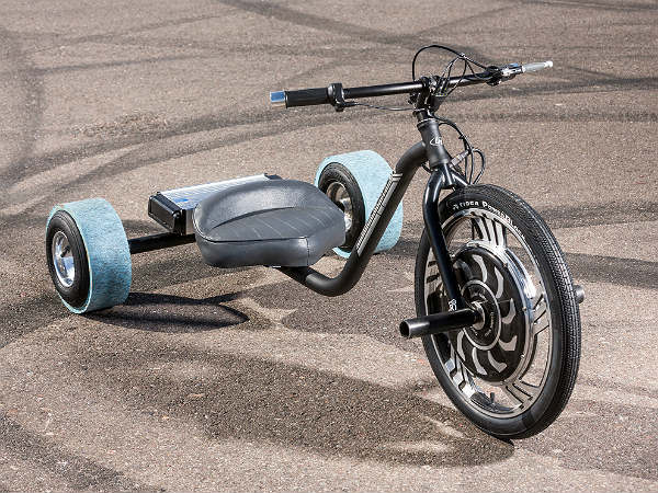 Verrado Electric Drift Trike: Straight To The Slide