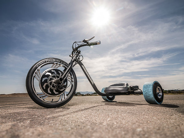 Verrado Electric Drift Trike Local Motors