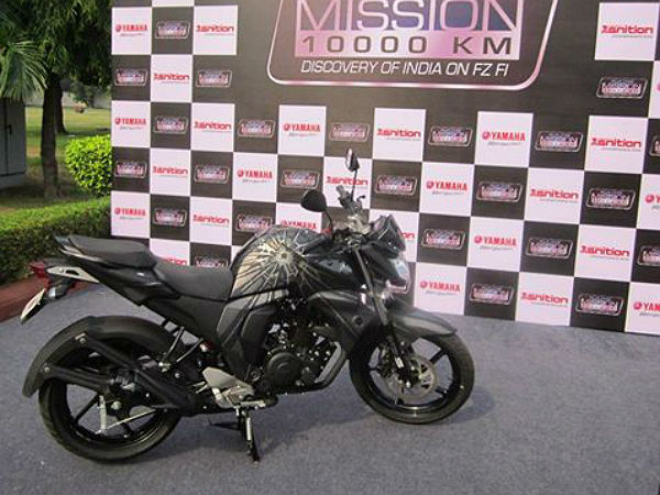 Yamaha Special Edition FZ-S Version 2.0