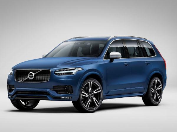 Volvo Reveals Its New XC90 R-Design Prior To Unveil