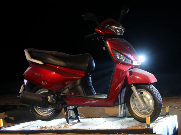 2014 Mahindra Gusto: First Ride Impression