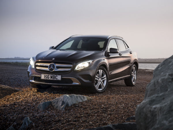 Mercedes-Benz GLA-Class Launched In India At INR 32,75,000