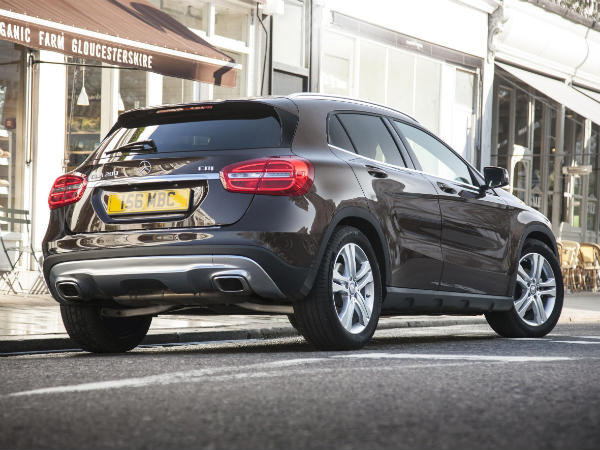 Mercedes benz gla class launched in india at inr 32 75 000 for Mercedes benz gla class india