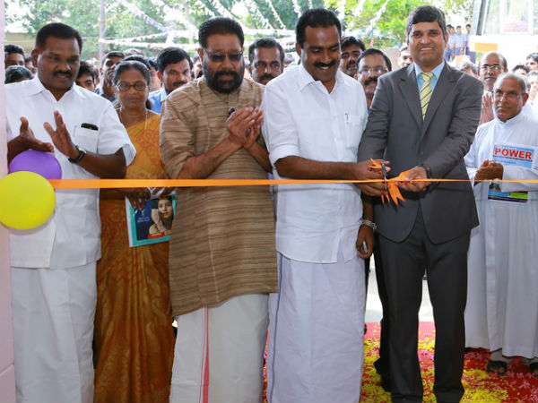 ford inaugurates asset training centre cochin