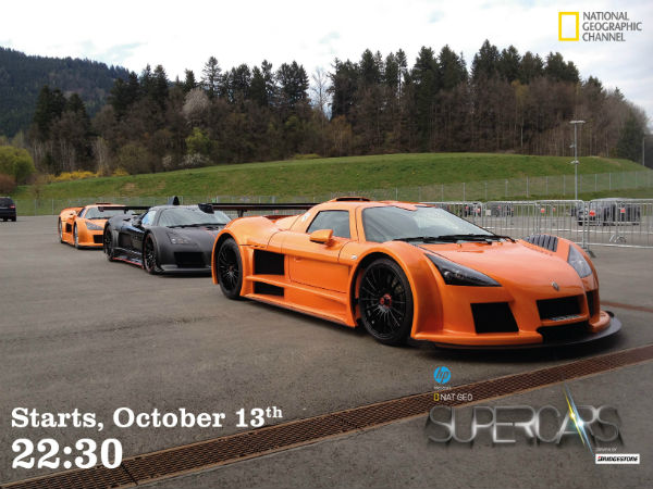 Fourth Season Of Nat Geo Supercars Premieres On October 13th ... on