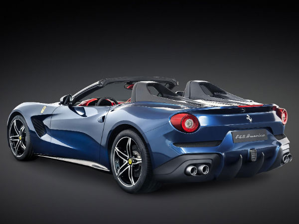Ferrari launch its F60 America super limited edition