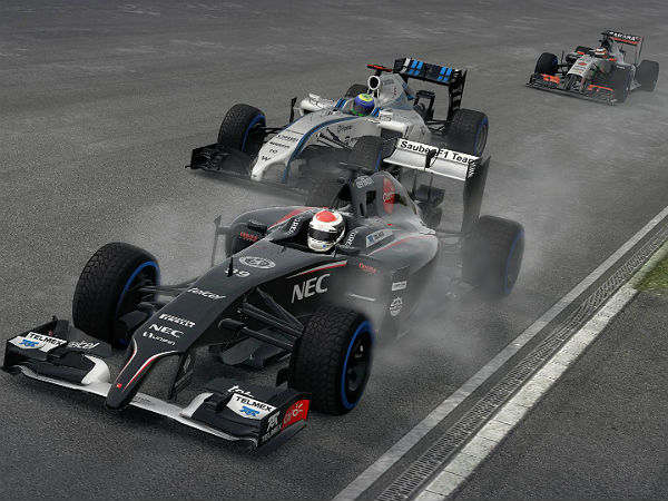 codemasters latest f1 game