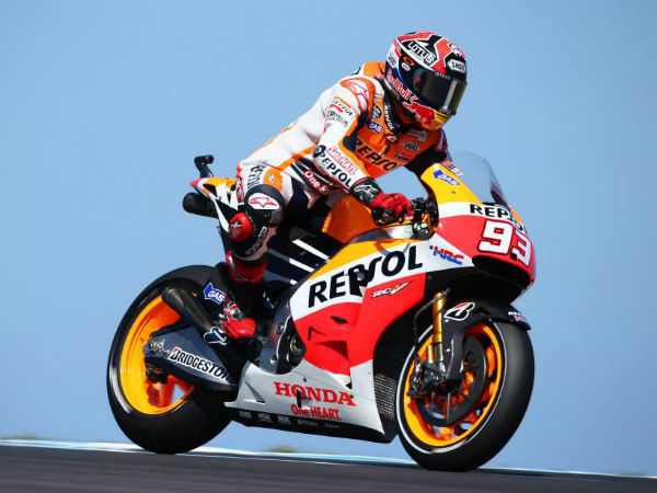 2014 MotoGP round head to Phillip Island