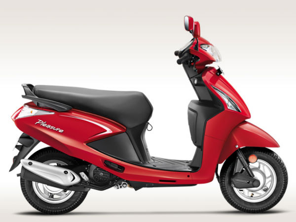 new scooter hero motocorp