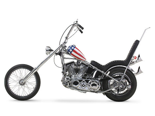 peter fonda easy rider captain america harley davidson chopper sold at auction
