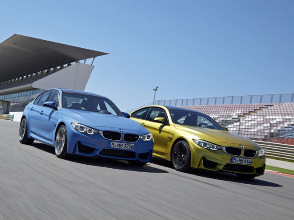bmw launch m3 india