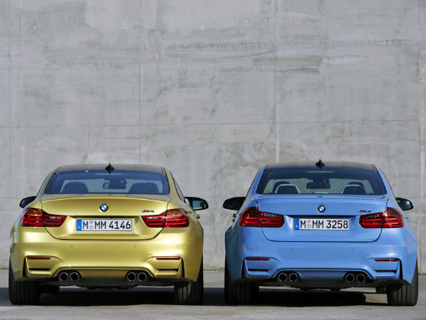 bmw m4 features