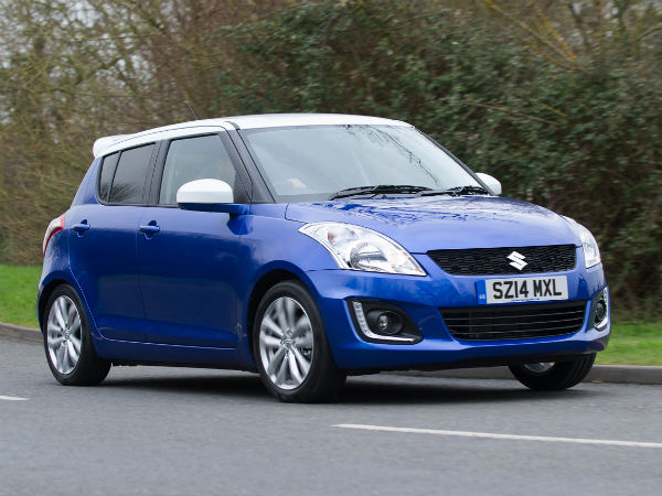 maruti suzuki 2014 swift booking