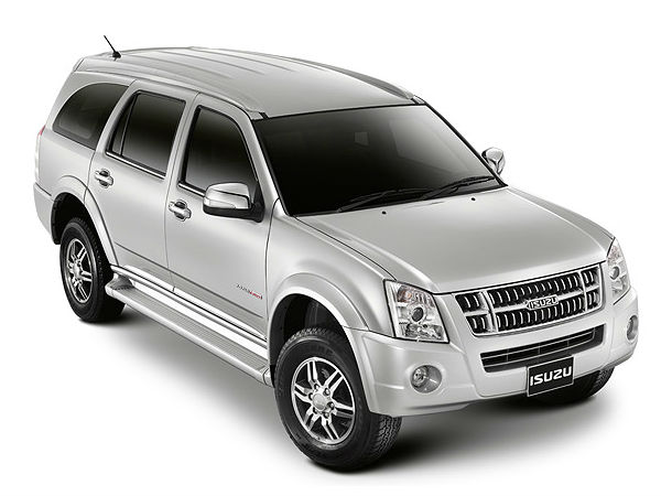 isuzu suv launch in up