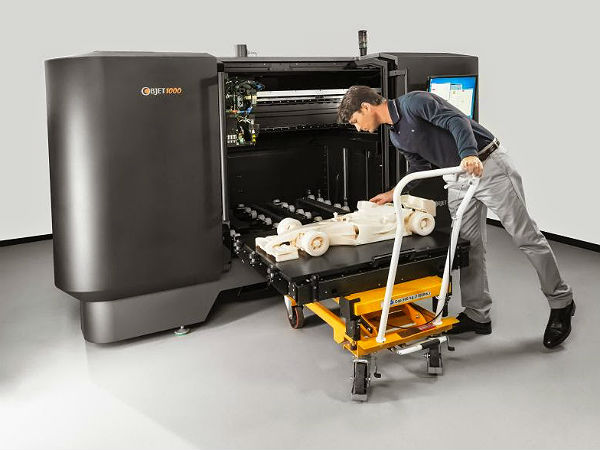3-D Printing Now Used Widely In Product Development Of Auto Industry